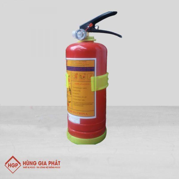 Bình chữa cháy bột ABC MFZL1-01