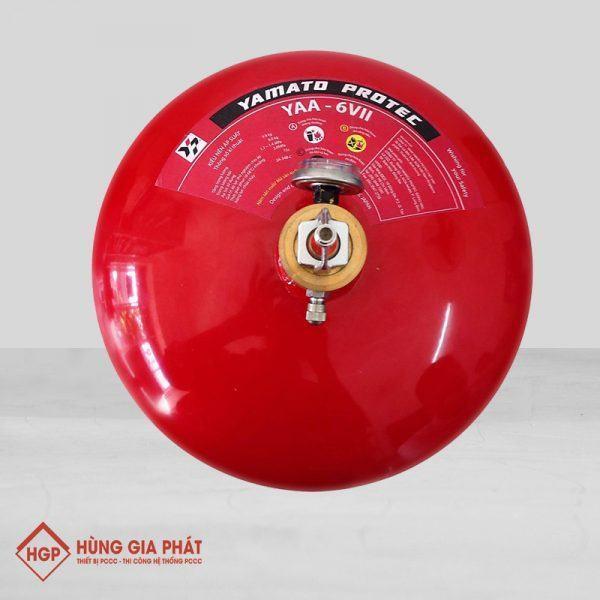 Bình chữa cháy tự động 6kg ABC XZFTBL6