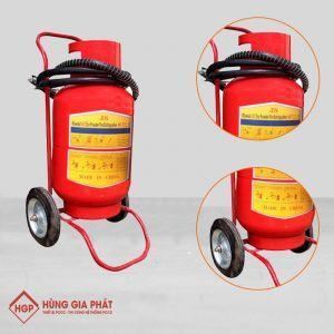 Bình chữa cháy xe đẩy ABC MFTZLT35