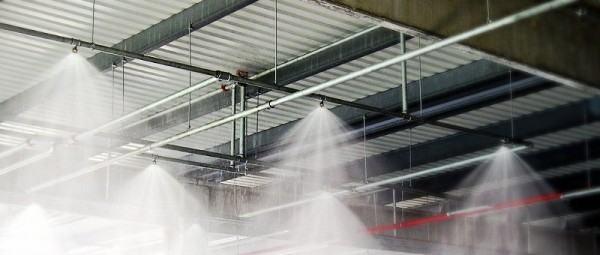 Thi công hệ thống chữa cháy Sprinkler nhà