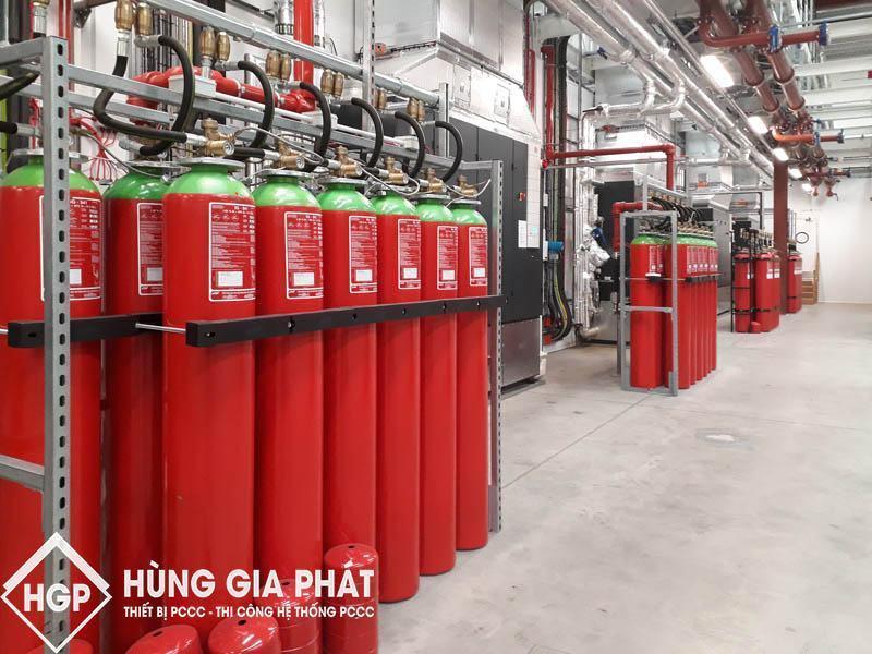 Bảo dưỡng định kỳ bình chữa cháy