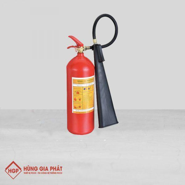 Bình chữa cháy CO2 MT5