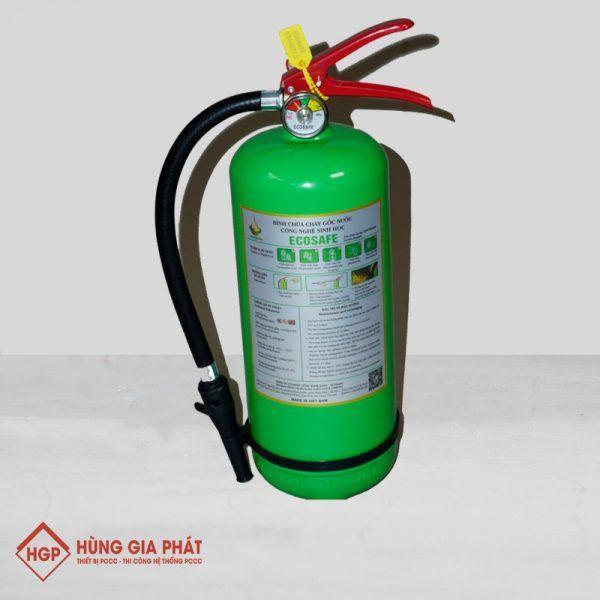 Binh chua chay goc nuoc Ecosafe 4lit