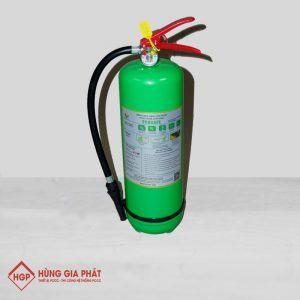 Bình chữa cháy gốc nước Ecosafe 6lit