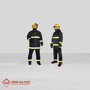Bộ quần áo chữa cháy theo thông tư 56