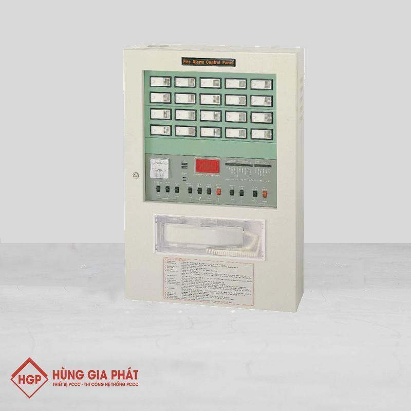Tủ điều khiển báo cháy trung tâm HORING AHC-87