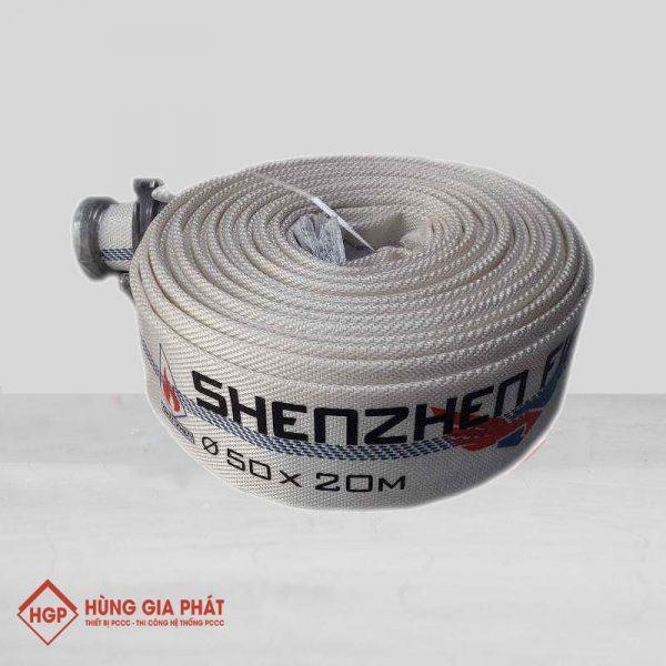 Vòi chữa cháy PVC DN50 20m 13bar