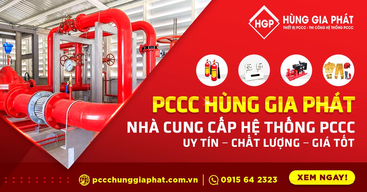 PCCC HÙNG GIA PHÁT