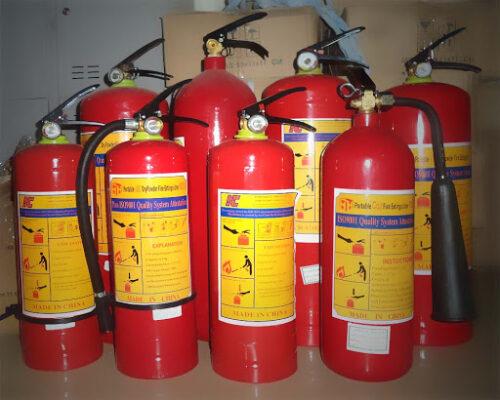 Mỗi loại bình chữa cháy khác nhau sẽ có công dụng khác nhau