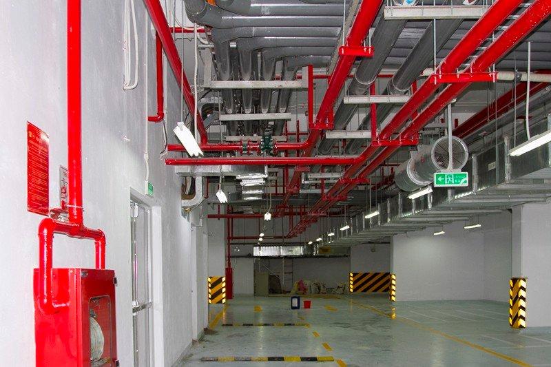 Các tòa nhà lớn cần lắp đặt bố trí hệ thống PCCC đầy đủ