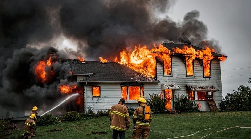 Cháy nổ có thể xảy ra vào lúc không ngờ nhất
