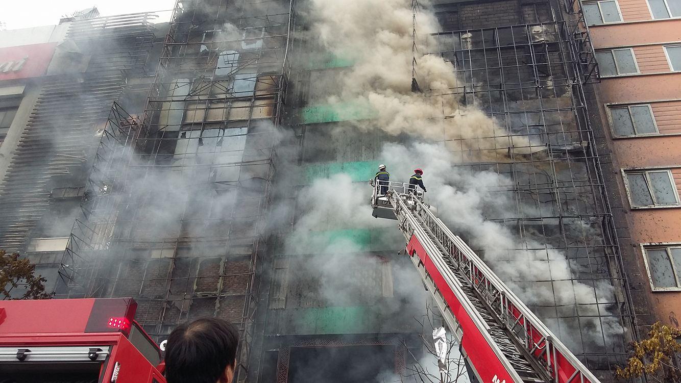 Những vụ cháy gây ra nhiều hậu quả cho nhà nghỉ, cơ sở kinh doanh
