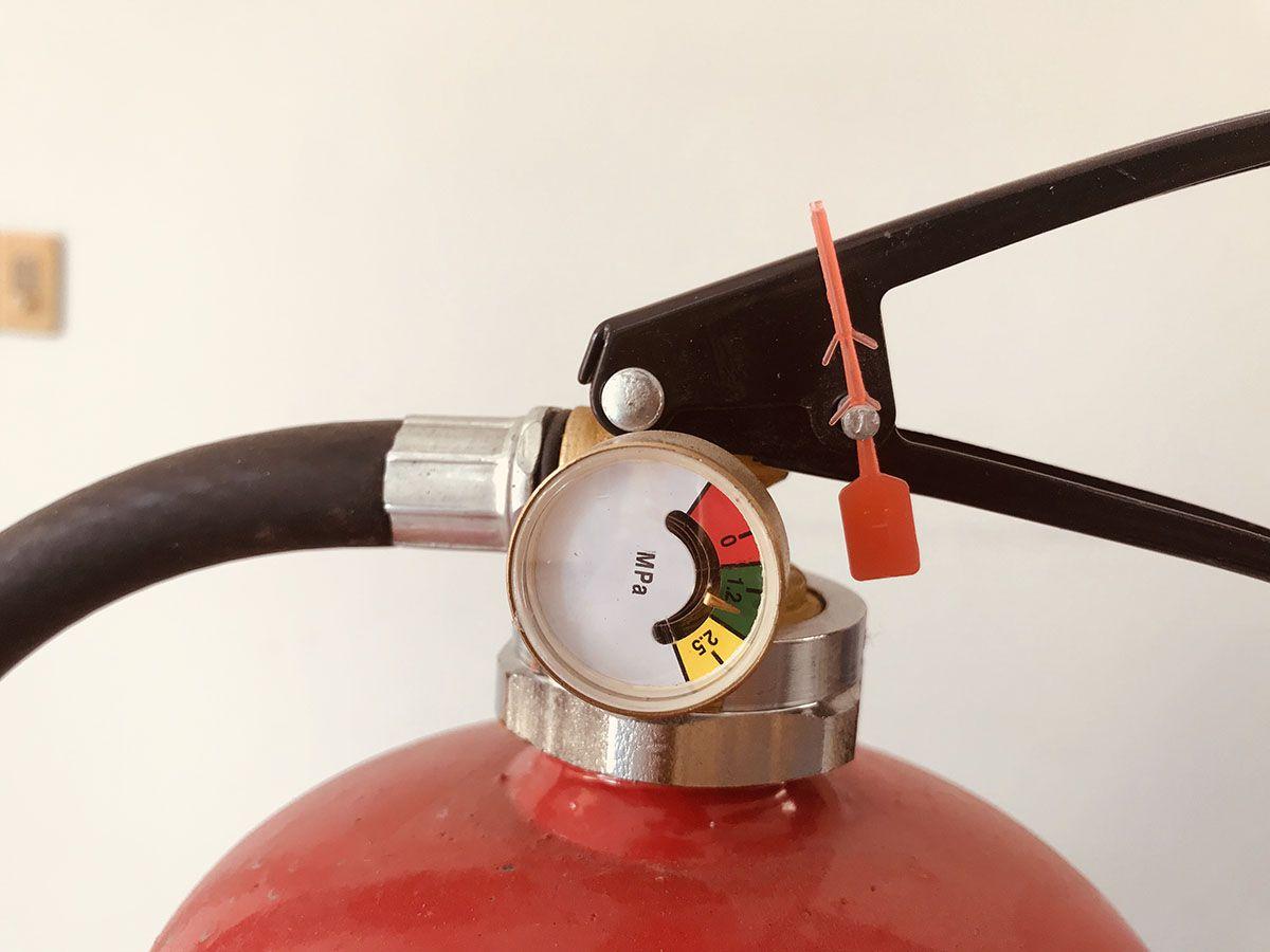 Sử dụng bình chữa cháy đúng cách