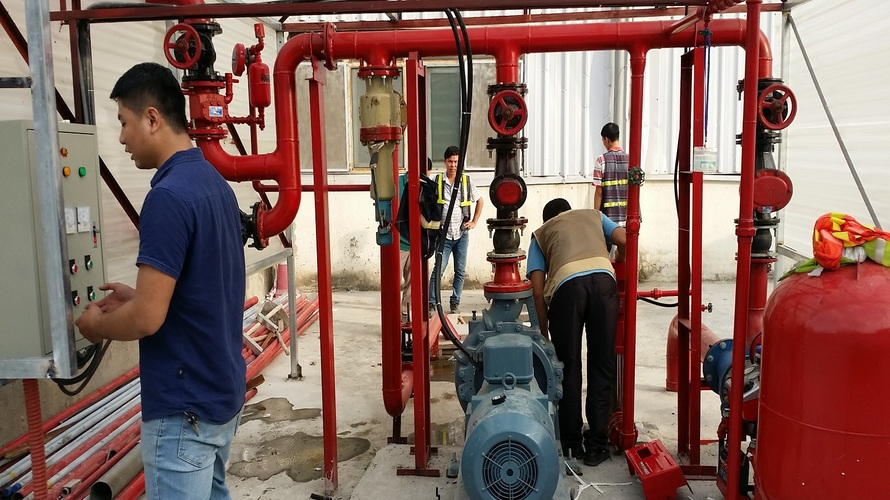 Cần sơn đường ống đúng theo quy trình để đảm bảo chất lượng tốt nhất