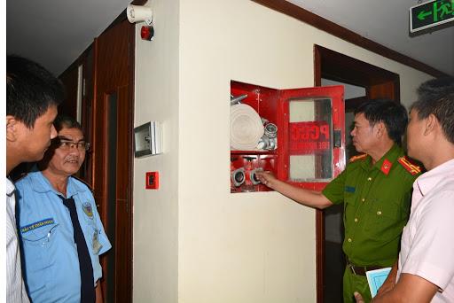 Phương án chữa cháy cần được cơ quan có thẩm quyền phê duyệt