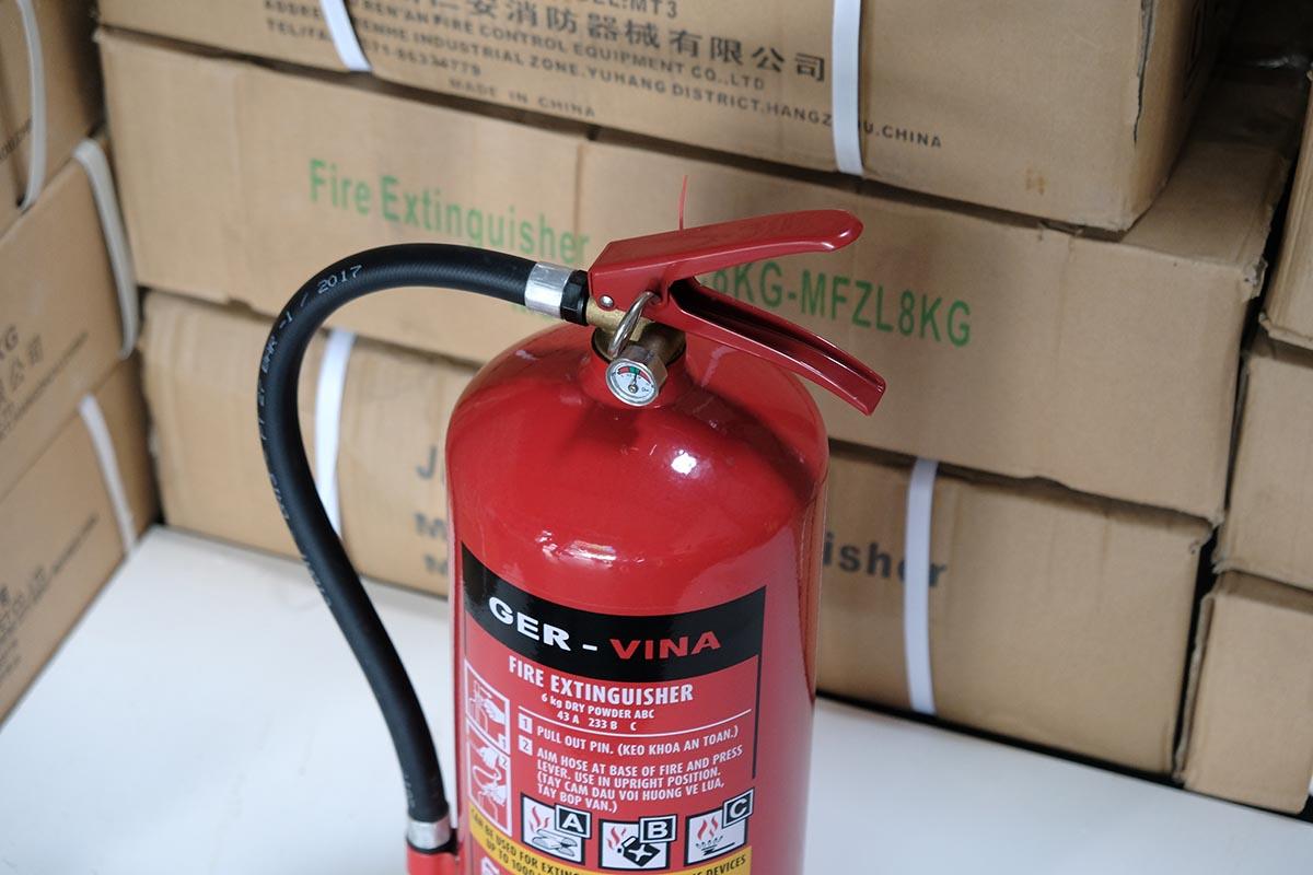 Bình chữa cháy ABC Ger - Vina