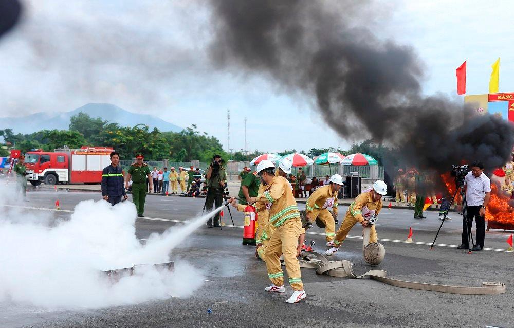 Trách nhiệm phòng cháy chữa cháy thuộc về mọi cá nhân, tổ chức trong xã hội